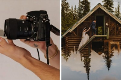 Photographer Shows A Simple Trick That Will Allow You To Turn Your Photos Into Stunning Art